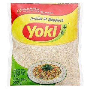 Farinha de mandioca - Yoki - 500g