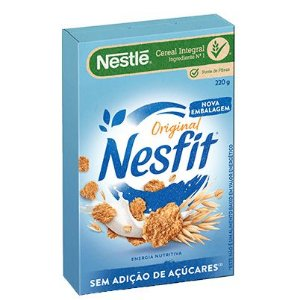Cereal matinal nesfit - Nestle