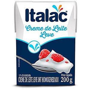 Creme de leite - Italac - 200g