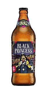 Cerveja doctor weiss - Black princess - 600ml