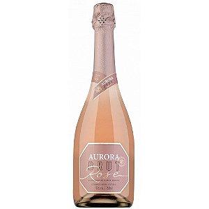 Espumante brut rose - Aurora - 750ml