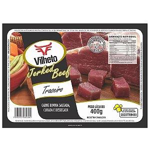 Jerked beef traseiro - Vilheto - 400g