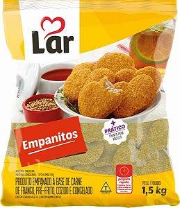 Empanitos de frango - Lar - 1,5kg