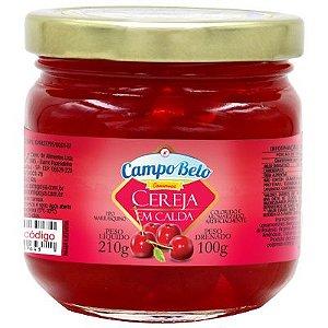 Cereja em calda - Campo belo - 100g