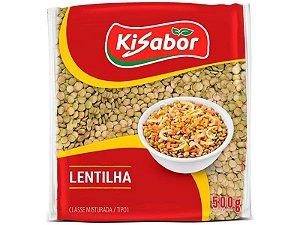 Lentilha - Kisabor - 500g