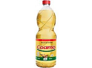 Oleo de soja - Coamo - 900ml