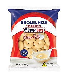 Biscoito sequilhos - Seven boys - 400g