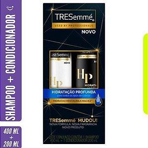 Kit shampoo 400ml + condicionador 200ml - Tresemme