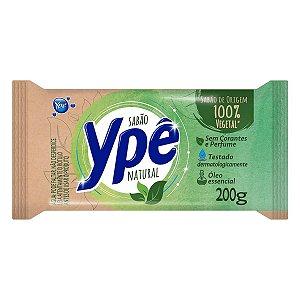 Sabao em barra natural - Ype - 200g