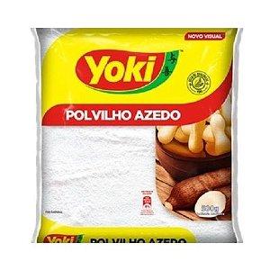 Polvilho azedo - Yoki - 500g