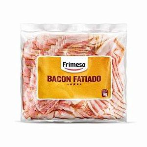 Bacon fatiado - Frimesa - 1kg