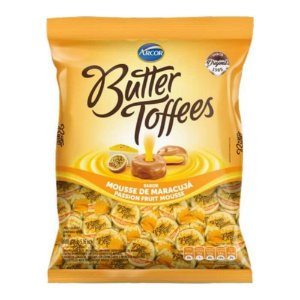 Bala butter toffees - Arcor