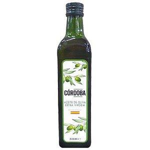 Azeite de oliva extra virgem - Cordoba - 500ml