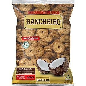 Rosquinha de coco - Rancheiro - 600g