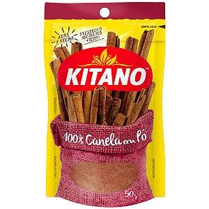 Canela em pó - Kitano - 50g