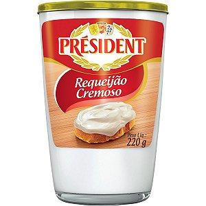 Requeijao tradicional - President - 220g