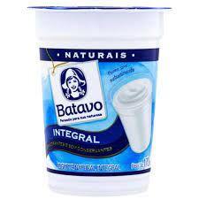 Iogurte natural - Batavo - 170g