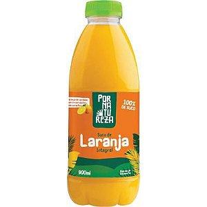 Suco de laranja integral - Por natureza - 900ml