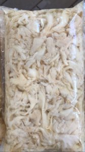Shimeji Branco - Conserva 1 kg (drenado)