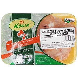 Filezinho Sassami Korin 600gr - Congelado