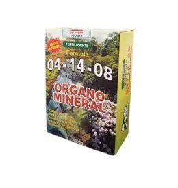 ADUBO ORGANO MINERAL - 04-14-08 - 1KG