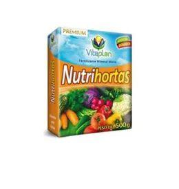 FERTILIZANTE NUTRIHORTAS - 500GR