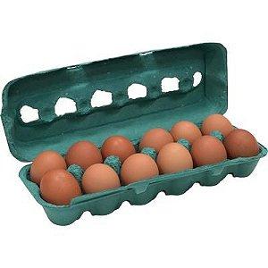 Ovos vermelhos - 12un