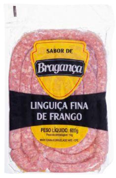 LINGUIÇA DE PERNIL C/ PIMENTA - BRAGANÇA - 1kg