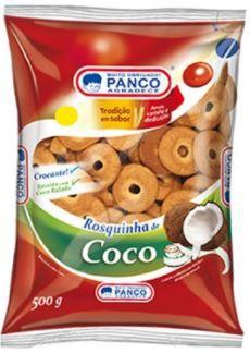 ROSQUINHAS DE COCO - PANCO - 500g