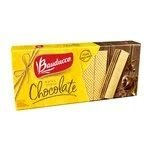 BISCOITO WAFER CHOCOLATE BAUDUCCO - 140 GR