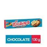 BISCOITO RECHEADO PASSATEMPO - CHOCOLATE - 130g