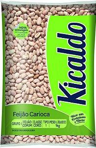 FEIJAO CARIOCA TIPO 1 - KICALDO - 1kg