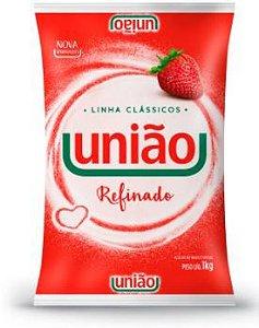Açucar refinado - Uniao - 1kg