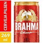 CERVEJA BRAHMA - 269 ML
