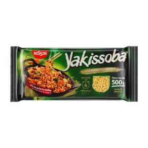 Macarrao instantaneo yakissoba - Nissin - 500g