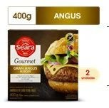 STEAK BURGER ANGUS - SEARA SPECIAL LINE - 400 GR