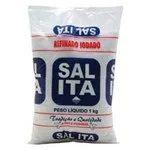 SAL REFINADO ITA EMBALAGEM - 1 KG