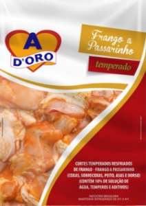 FRANGO A PASSARINHO D'ORO CONGELADO (kg)