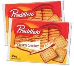 BISCOITO CREAM CRACKER PREDILLETO - 400 GR