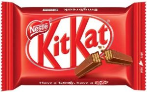 CHOCOLATE KIT KAT - NESTLE - 41,5g