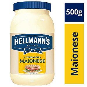 MAIONESE - HELLMANN'S - 500g