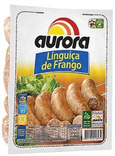 LINGUIÇA DE FRANGO AURORA (800g)