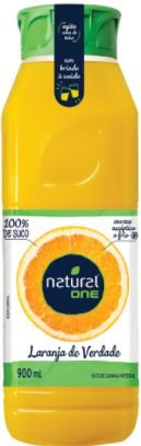 SUCO DE LARANJA NATURAL -  ONE - 900mL