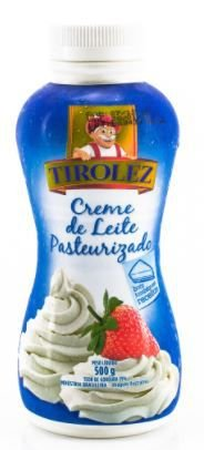 CREME DE LEITE TIROLEZ (500g)