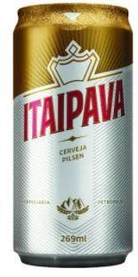 CERVEJA ITAIPAVA - 269mL