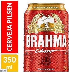 CERVEJA BRAHMA - 350mL - 1 UNIDADE