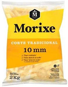BATATA PRE-FRITA CONGELADA MORIXE - 2kg
