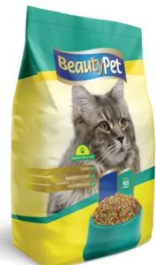 ALIMENTO PARA GATOS BEAUTY PET - 1kg