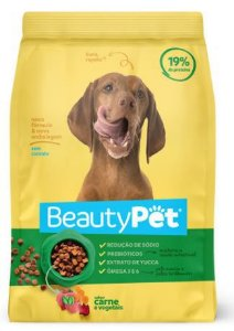 ALIMENTO PARA CAES BEAUTY PET - 18kg