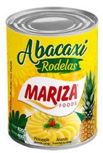 ABACAXI EM CALDA MARIZA - 400g